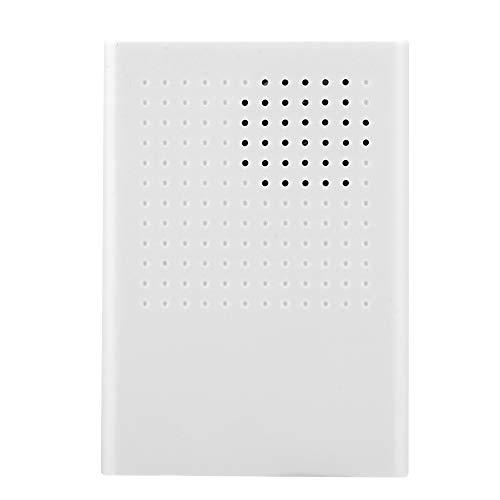 VIFER Deurbel met draad, deurbel, belspel voor kantoor, thuis, beveiliging, toegangscontrolesysteem, deurbel