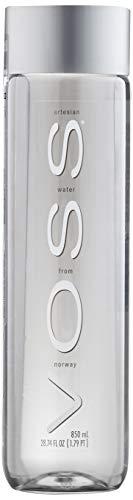 Voss Water still, Pet-Flaschen, Artesian Wasser aus Norwegen, EINWEG 12er (12 x 330 ml)