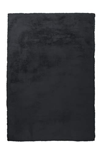 Arte Espina Tapis Rabbit 100 - Anthracite - 160 x 230 cm