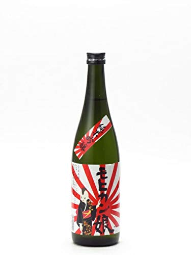 豊盃 純米吟醸 モヒカン娘 720ml