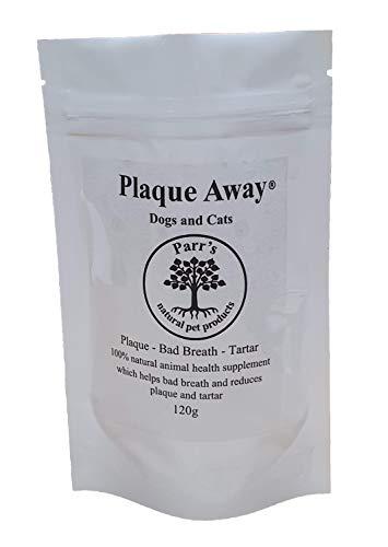 Plaque Away - Bad Breath & Tartar Removal - 120g