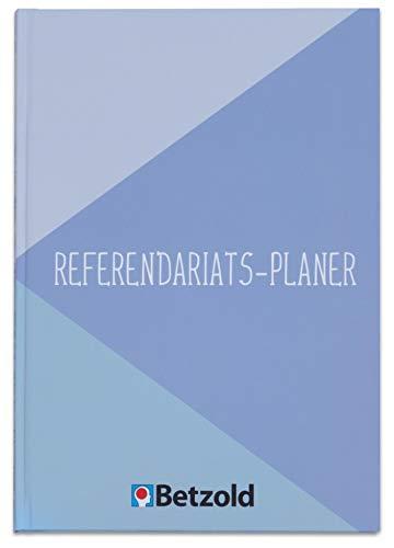 Betzold 760564 - Referendariats-Planer DIN A4 - Lehrerkalender Schulplaner Lehrer-innen Organizer Kalender