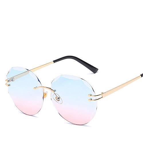 chuanglanja Gafas De Sol Wayfarer Gafas De Sol Mujer Caramelos Lente Degradada Gafas De Sol Fotocromáticas Vintage-Color-C