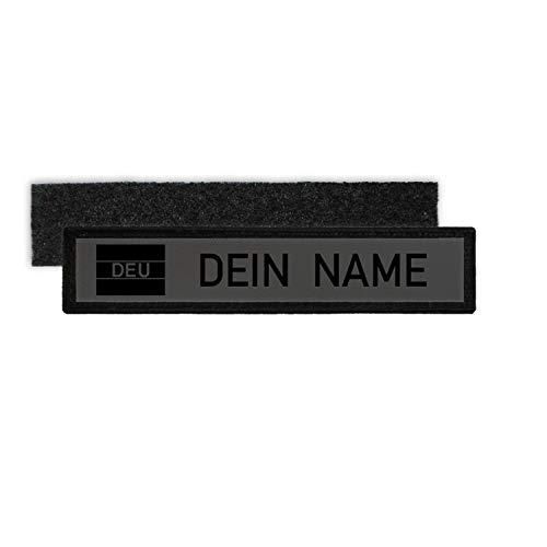 Copytec Namenspatch KSK Bundeswehr Kommando Spezialkräfte Aufnäher DEU #27142