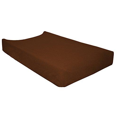 Garessi 9205 – Housse pour matelas à langer réglable 80 x 50 cm chocolat