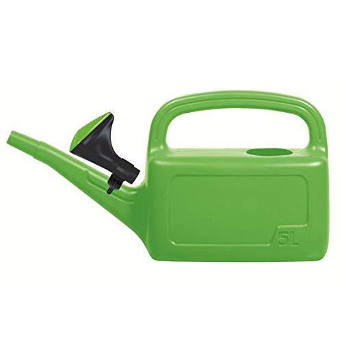 Prosperplast Regadera de Jardin 5L Aqua en Color Verde, 5 litros
