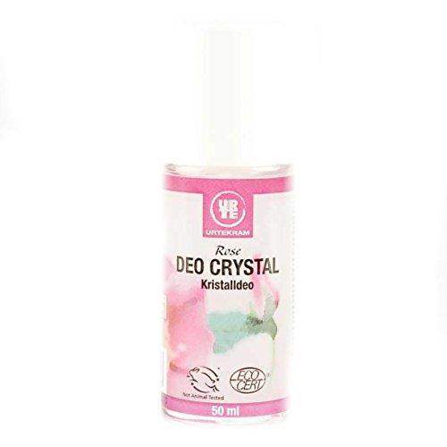 Urtekram | Rose Crystal Deodorant | 6 x 50ML