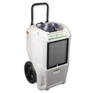 Review Dehumidifier for Garden - EnviroBoss EB100 Portable Dehumidifier - 96 Pints per Day!