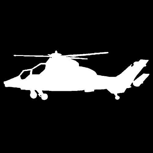 SHMAZ 18,9 Cm * 6,5 Cm Placa De Hierro Fuerte Helicogyre Plantilla Especial Etiqueta Engomada del Coche Calcomanía Viva
