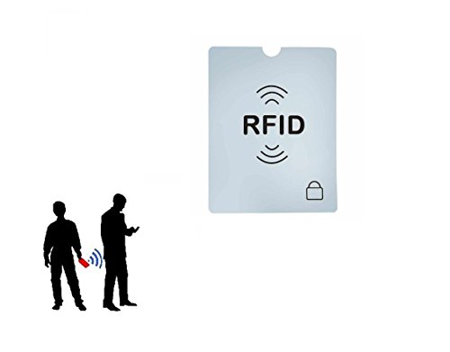Kontaktlose mit Kreditkarte Displayschutzfolie von Deet Schutz, ohne zusätzliche Bulk. Slim +...