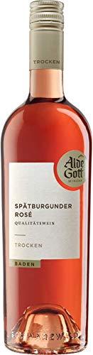 Alde Gott Spätburgunder Rosé trocken 2018 0,75 Liter