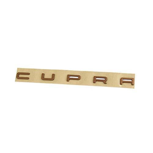 Seat 6LL85368727A Schriftzug CUPRA Tuning Emblem Kupfer