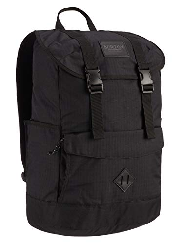 Burton Outing Backpack, True Black Triple Ripstop W20