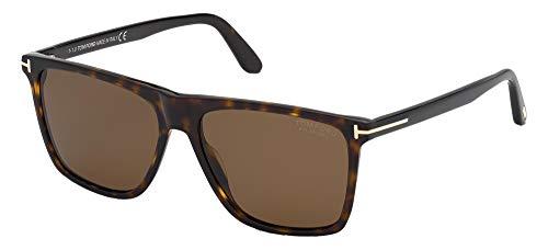 Tom Ford FLETHCER FT 0832 Dark Havana/Brown 59/15/145 Herren Sonnenbrillen