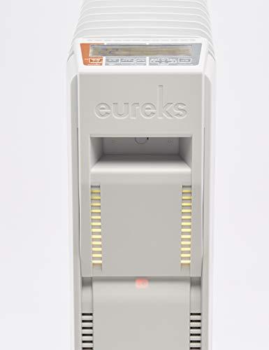 ユーレックス(eureks)オイルヒーター(暖房目安:4-10畳)LFXシリーズアイボリーホワイトLFX11EH-IW