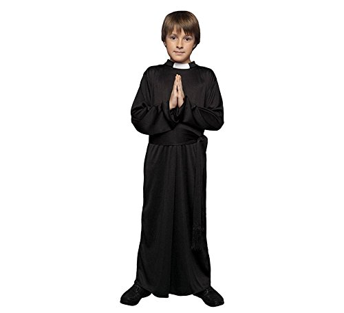 Disfraz barato de Cura para niños