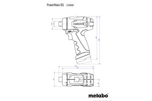 Metabo Power Maxx BS Basic 10,8V/ 2Ah Akku-Bohrschrauber - 2