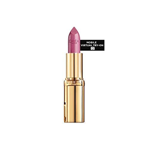 L'Oréal Paris Color Riche Lippenstift, 255 Blush in Plum - Lip Pencil mit edlen Farbpigmenten und cremiger Textur - unglaublich reichaltig und pflegend, 1er Pack