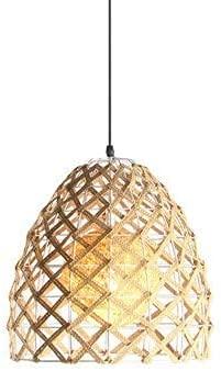 XCY Iluminación Decorativa , Araña de Decoración de Restaurante de Estilo Del Sudeste Asiático Moderno Y Simple Arte de Bambú Chino Droplight Hogar E27 Fuente de Luz Lámparas de Ahorro de Energía Equ