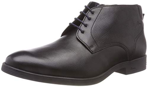 Sioux Herren Foriolo-701-XL Chukka Boots, Schwarz (Schwarz 000), 43 EU