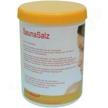SaunaSalz 1 kg Carmarque (Latschenkiefer) Peelingsalz