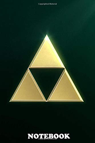 Notebook: Warriors Of Hyrule Emblem , Journal for Writing, College Ruled Size 6