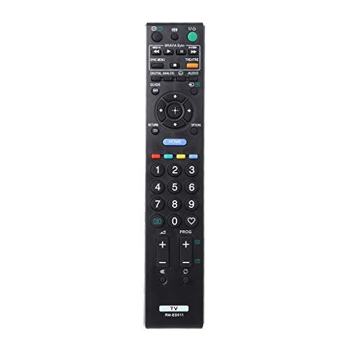 BASSK Mando a Distancia para Sony Bravia LCD LED TV HD RM-1028 RM-791 RM-892 RM-816 RM-893 RM-921 RM-933 RM-ED011W RM-ED012 RM-ED013 RM-ED014 RM-ED033 RM-GA005 RM- GA008 RM-GA009 RM-SA007