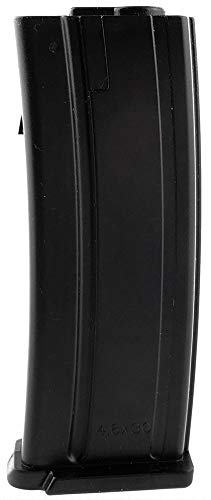 Airsoft magic 005A Electric Gun MP7 50rds Spring Type Plastic Magazines - Black