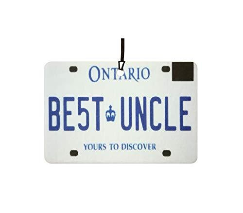 Ali Air Freshener Ontario - Best Uncle Nummernschild Auto Lufterfrischer