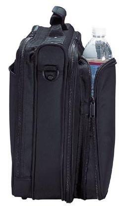 『エレコム ビジネスバッグ キャリングバッグ A4対応 16.4インチ ワイド クラムシェルタイプ ブラック BM-SA04BK』の13枚目の画像