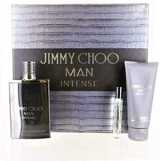 Jimmy Choo Intense for Men Eau de Toilette 100ml+ 7.5ml Mini+100ml Asb Set