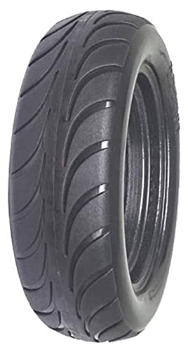 Neumático para vehículos eléctricos Neumático para scooter eléctrico para adultos, 70 / 65-6.5 Neumático sólido a prueba de explosiones Neumático antideslizante antideslizante y antideslizante a prue
