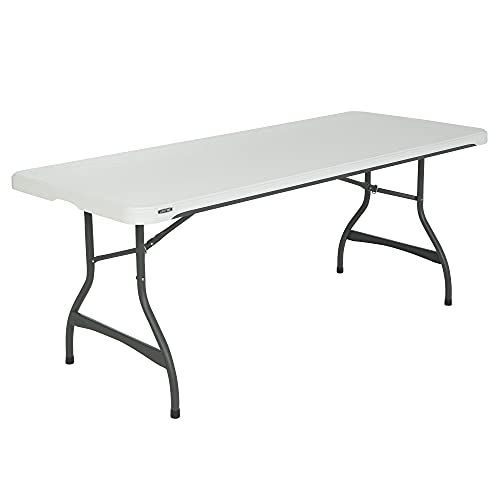 Lifetime 80306 Commercial Stackable Folding Table, 6