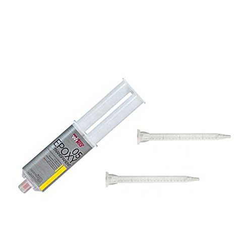 Epoxy 2 Komponetenkleber Flüssigmetall (Metall 25 ml)