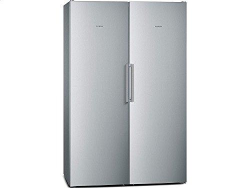 Siemens KA99NVI30 Side-by-Side/A++ / 186 cm Höhe / 346 kWh/Jahr / 346 Liter Kühlteil / 237 Liter Gefrierteil/Die noFrost-Technik gegen Eis- und Reifbildung, damit Sie nie mehr abtauen müssen
