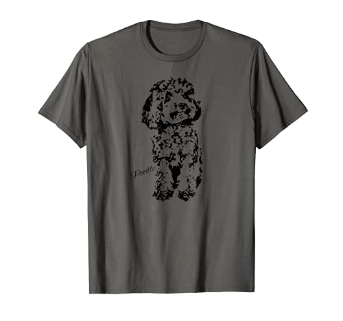 Toy Poodle Cute Dog Lover Gifts Womens Standard Poodle Mens T-Shirt