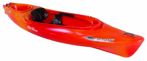Canoes and Kayaks 10 Vapor Recreational Kayak by Old Town