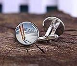 Gemelli da sci per corse sciistiche, sport invernali, sport invernali, gemelli da sci club, gemelli da sci, idea regalo per matrimoni