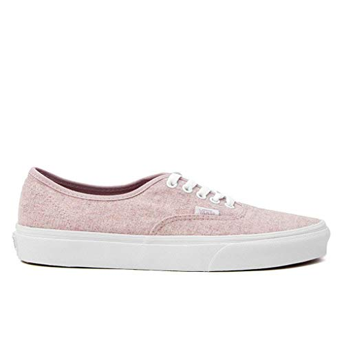 Vans U Authentic (UKA) (Flanell) Violet Ice / True White Herren, Weiá (weiß), 37 EU