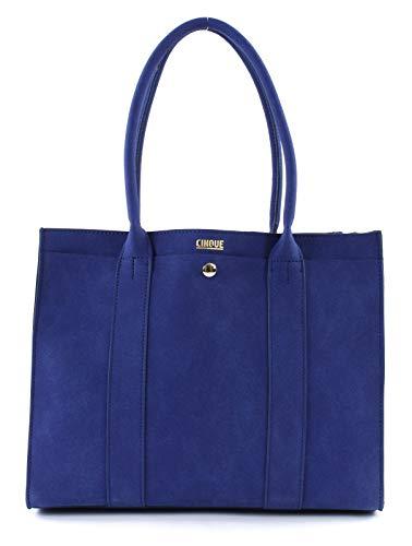 CINQUE Claralie Tote Bag Blue