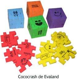 PACK DE 24 COCOCRASH, 6 NIVELES SURTIDOS