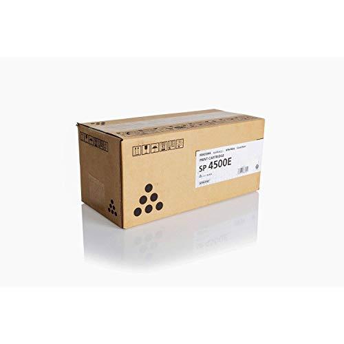 Ricoh 407340 6000páginas Negro tóner y cartucho láser - Tóner para impresoras láser (Negro, Ricoh, SP 3600DN, SP 3600SF, SP 3610SF, SP 4510DN, SP 4510SF, 1 pieza(s), 6000 páginas, Laser)