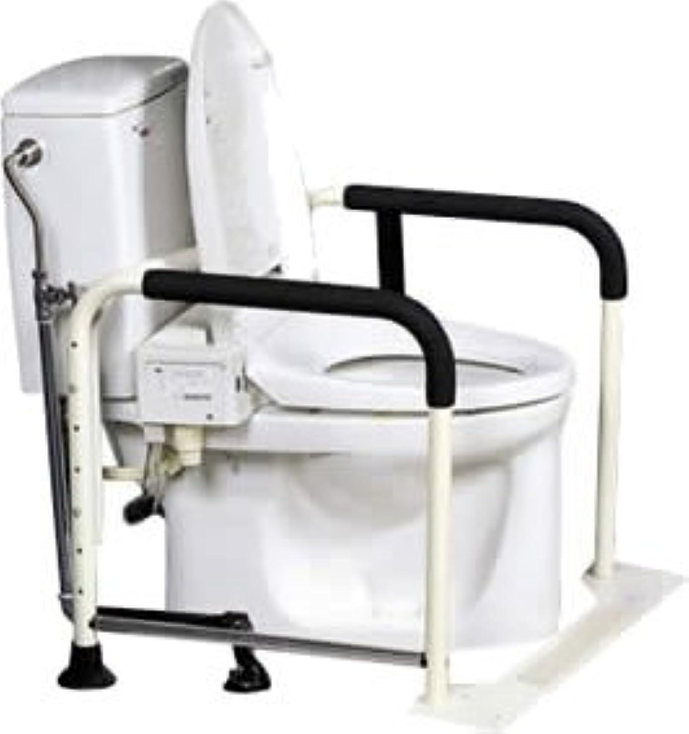 アスリート踏み台割り当てイーストアイ (MW30) トイレの手すり ワイド&菱形タイプ (専用工具付)