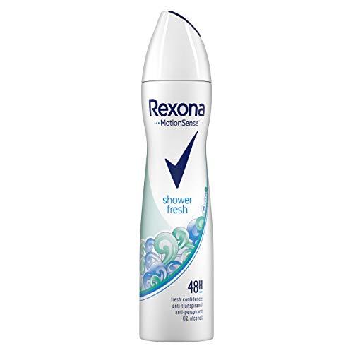 Rexona - Desodorante Antitranspirante Shower Fresh - 200 ml