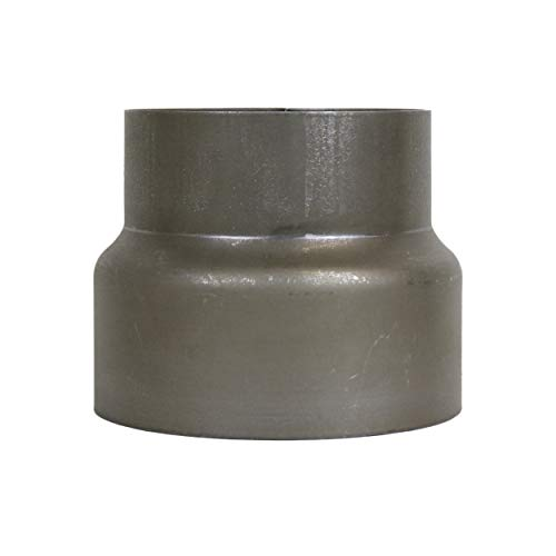 lanzzas humo Tubo estufa Tubo garant/ía 1000/mm de di/ámetro 200/mm Gris