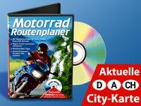 Motorrad Routenplaner 2006