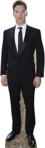 PARTYRama Kartonfigur von Benedict Cumberbatch, Lebensgröße183cm