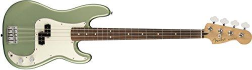 Fender エレキベース Player Precision Bass®, Pau Ferro Fingerboard, Sage Green Metallic