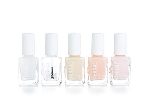 Eternal 5 Collection – Sheer Nail Polish