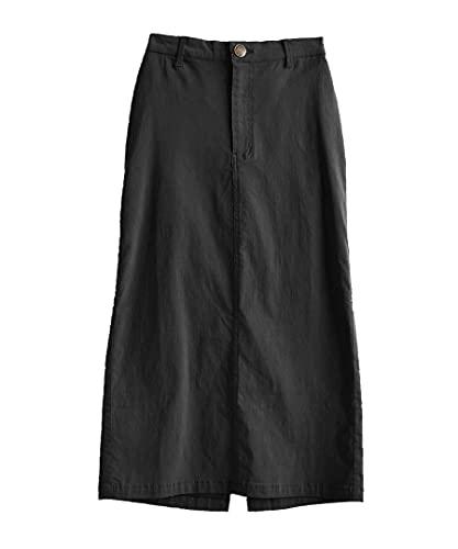 [ズーティー] zootie エア ペンシルスカート ブラック Lサイズ